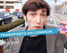 Carte Jeunes Nouveau Monde : Les transports en commun Brave New World, Baby Born, Public Transport, Auvergne