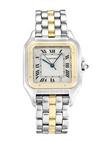 41ef9e3cf404 Buy Pre-owned (Second Hand)  Cartier  Panthere W25029B8 Ladies watch on