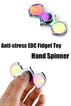 $6.17 Anti-stress EDC Fidget Toy Hand Spinner