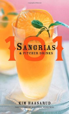 #book  101 Sangrias and Pitcher Drinks