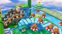 Gameplayaholic: Captain Toad: Treasure Tracker Comic Con gameplay ...