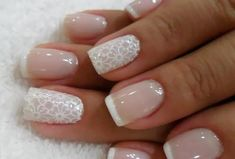 Stamped French Tips