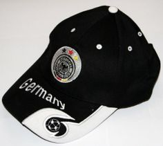 World Cup Soccer Team GERMANY ADULT Home SOCCER CAP