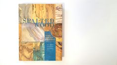 I'm very happy to note that my work has been published in the book 'Spalted Wood – The History, Science, and Art of a Unique Material' by Sara C. Robinson, Hans Michaelsen and Julia C. Robinson.  On several pages in this book pictures of my project 'Wood Decay by Fungi' can be found and on page 184 - 185 a full description of my graduation project.  Two of my pictures are used on the book cover :)  #book #publication #project #artacademy