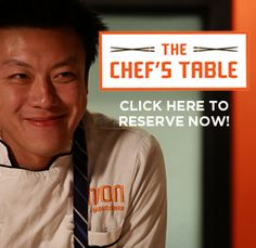 Make your reservations to dine at Chef Chao's table!! http://www.eatatunion.com - 312-662-4888 or tweet us @EatAtUnion