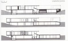 Gallery of Dutch House / Rem Koolhaas - 1 House Architecture Styles, Space Architecture, Architecture Drawings, Classical Architecture, Architecture Graphics, Building Architecture, Rem Koolhaas, Architectural Prints, Architectural Sketches