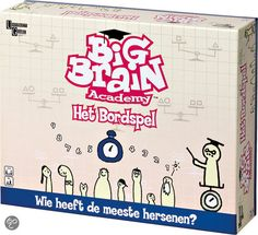 Big Brain Academy Bordspel