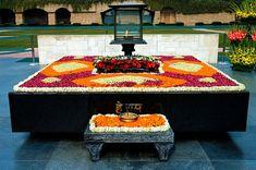 Gandhi Memorial, Rajghat, Delhi