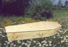 wooden casket <3
