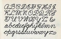vintage alphabet printable {use for backgrounds/crafts}