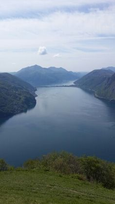 Lake Lugano - Switzerland