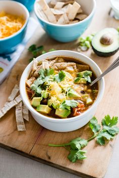 Make & Freeze Slow Cooker Veggie Tortilla Soup