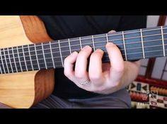 Guitar Technique Builder: Spider Exercise - YouTube