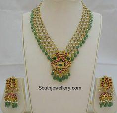 pearls_emerald_necklace.jpg 582×565 pixels