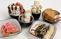 dog cookie party ideas