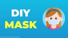 Make Your Own, Make It Yourself, How To Make, Diy Mask, Channel, Face, Youtube, The Face, Faces