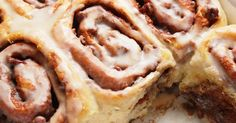 One added ingredient totally changes the game for these cinnamon rolls!!