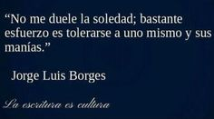 Jorge Luis Borges frases