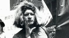 """Sylvia Rivera - For the new docu-series """"We've Been Around,"""" """"Transparent"""" co-producer Rhys Ernst dived into queer history to celebrate lesser-known trans heroes. Broadly talked to him about mixing art with education, the Stonewall riots, Stonewall Riots, Stonewall Inn, Sylvia Rivera, Lgbt History, Still I Rise, Important People, Lgbt Community, Drag Queens, Great Women"""