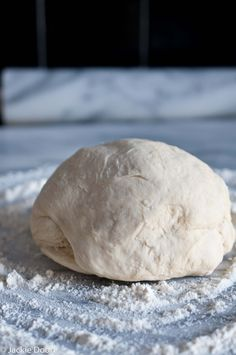 Beer Pizza Dough  Plus, link to the page on how to freeze and use pizza dough.