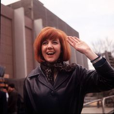 #Sixties | Cilla Black, 1964