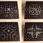 The Visual Patterns of Audio Frequencies Seen through Vibrating Sand