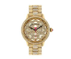 HEARTS ON THE SQUARE WATCH: Betsey Johnson