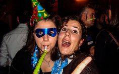 Partyspaß an Silvester in Bilbao