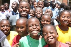 Embullbul students, Kenya