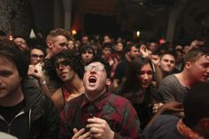Where You Stand at a Show and What It Says About You | The Pitch | Pitchfork