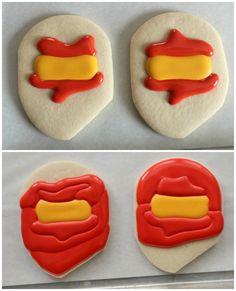 TUTORIAL Ninjago Cookies 5