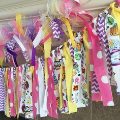 Shopkins Birthday Party Decor Shopkins Party by HeartfeltParty