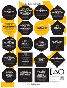 Get Lectured: USC, Spring '15   USC School of Architecture - LECTURES & EVENTS Spring '15   Archinect