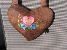 Handtasche - Süsse Tasche fürs Oktoberfest - ein Designerstück von Taeschli-und-co bei DaWanda