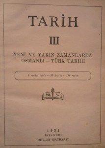 Türk Tarihi'nin Ana Hatları