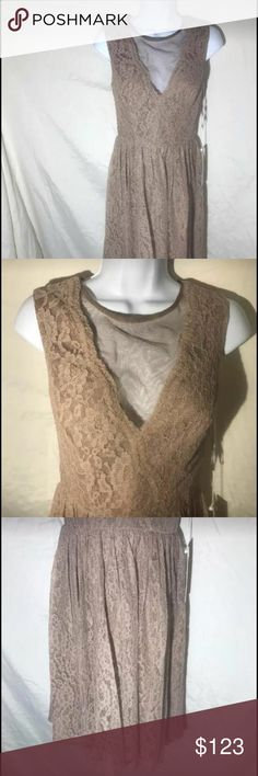 Gather & Gown Women's Dress, Size 6, Latte (brown) From Designer David Tutera NWT Gather & Gown Women's Formal Dress Bedford dress Size: 6 Color: Latte (brown), 210 Style: 554 Material:  lace PO: 126154 UPC: 841086126624 Length: approximately 28 inches from under arm hem to bottom hem All Gather & Gown dresses already listed 35% below current retail value and listed prices on Gather & gown website and stores gather & gown Dresses Midi