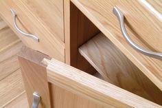 Devonshire New Oak Sideboard - Small