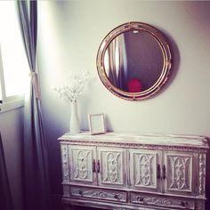 vintage Mirror, House, Furniture, Vintage, Home Decor, Decoration Home, Home, Room Decor, Mirrors