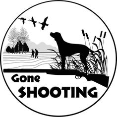 Spare Wheel Cover Land Rover Freelander Jeep 4X4 Off Rd stickers GONE SHOOTING