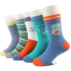 SUNBVE Kids Girls Cute Fashion Soft Cotton Dress Socks Gift