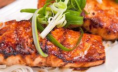 How to Make Glazed Salmon Fillets | Cooking Signature