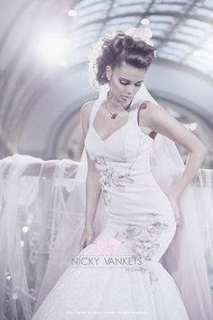 Nicky vankets wedding dresses