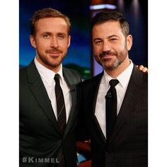 "23.3k Likes, 172 Comments - Jimmy Kimmel Live (@jimmykimmellive) on Instagram: ""A very good-looking guy & Ryan Gosling TONIGHT! #Bladerunner2049"""
