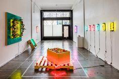 Patrick Martinez's Forbidden Fruit Art Exhibition Recap