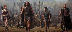 Dwayne The Rock Johnson as Hercules, Opens July 25, 2014