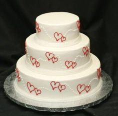 Another heart version. Cake Decorating Designs, Heart Cakes, Wedding Groom, Beautiful Cakes, Deserts, Wedding Cakes, Decorated Cakes, Food, Ideas Para