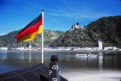 Romance of the Rhine - Germany.  -- www.melawend.com