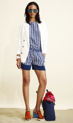 A stylish look from Tommy Hilfiger