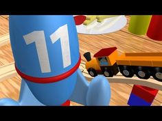Our NEW Wooden Number Train teaches numbers 10 to 20.  Check it out on YouTube: http://www.youtube.com/watch?v=pGPZFaZAMtw #education #kids #numbers