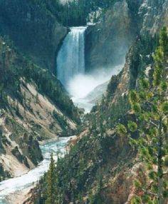 Yellowstone July 2012